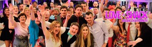 LOVE SHACK Wedding entertainment wedding band galway wedding band mayo wedding band ireland singing waiters ceremony wedding singers